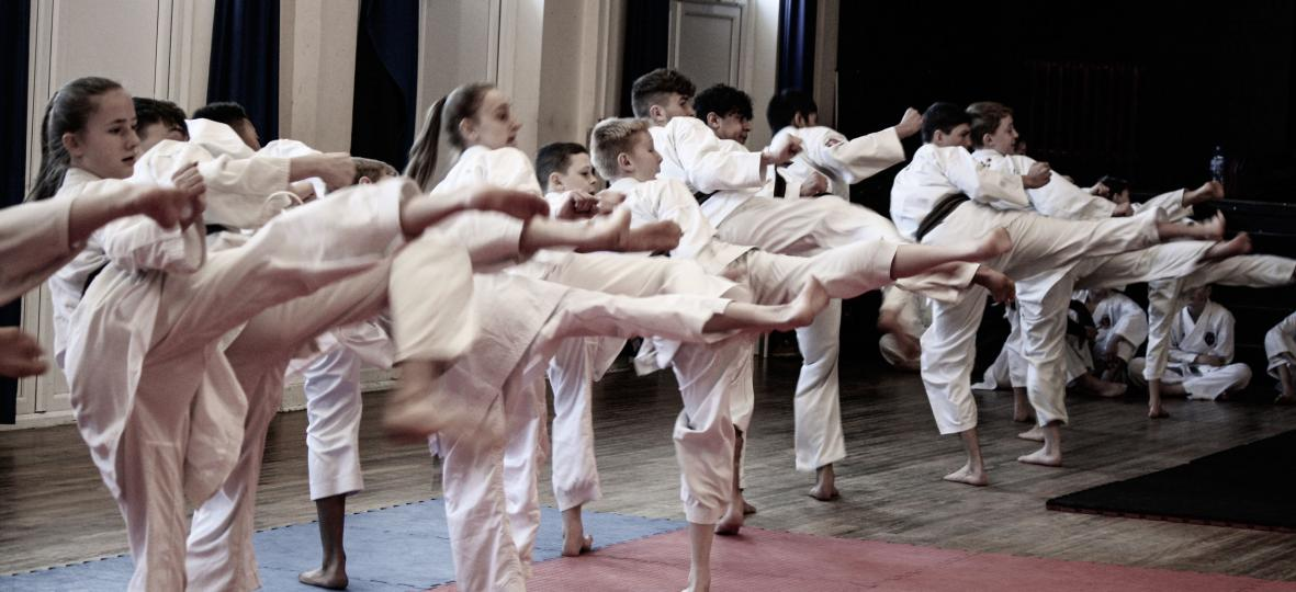 Traditional Martial Arts in Oxford